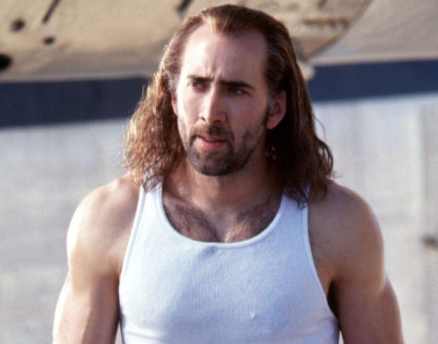 Con Air, Nicolas Cage 1997