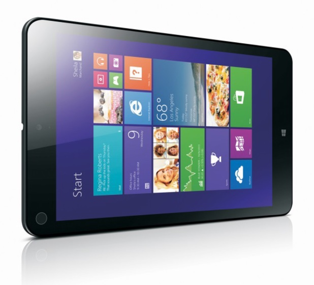 Lenovo's ThinkPad 8 tablet powered by Windows 8.1
