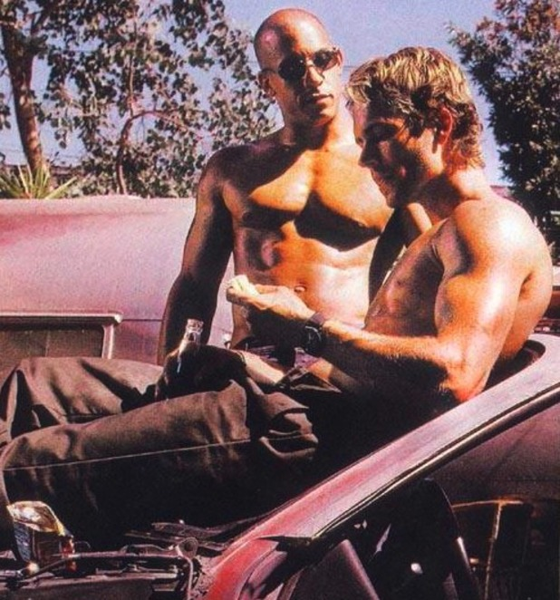 Vin Diesel shares a picture of the late Paul Walker
