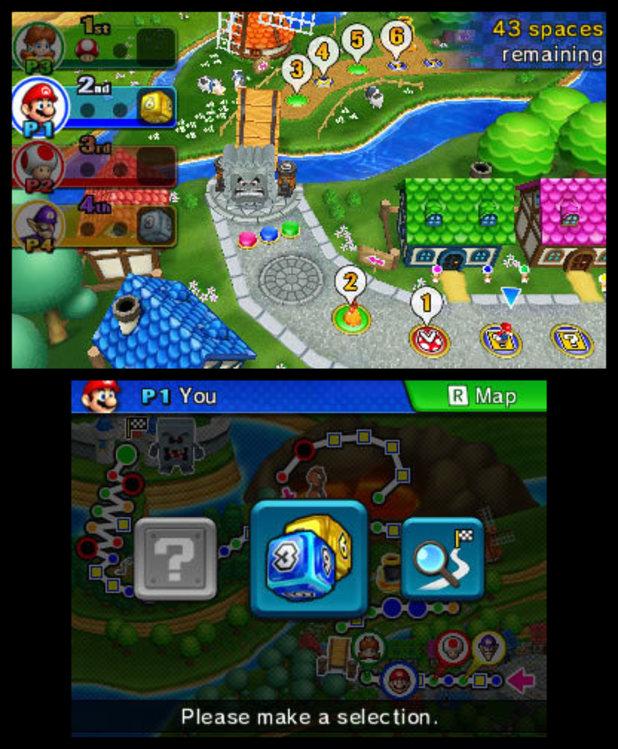 Mario Party Island Tour Minigames Music