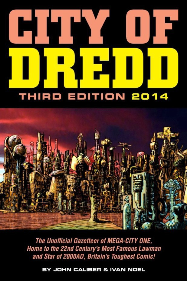City of Dredd