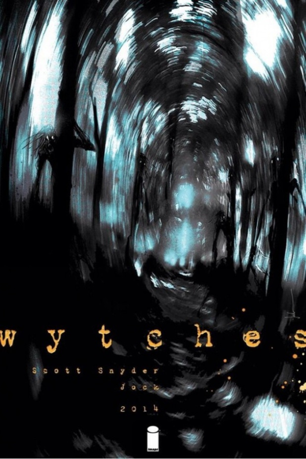 Scott Snyder & Jock's Wytches