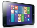 Despite weaker demand for 8-inch Windows tablets in the US, Lenovo says it's not pulling out.