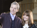 "The Peter Capaldi era has ""taken off like a rocket"", says companion actress."