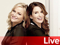 Amy Poehler and Tina Fey host as the best of film and television is celebrated.