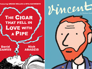 SelfMadeHero Spring 2014: The Cigar that Fell in Love with a Pipe/Vincent