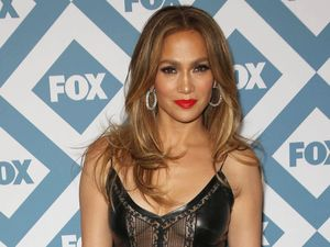 Jennifer Lopez FOX Winter TCA All -Star Party