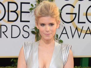 Kate Mara 71st Annual Golden Globe Awards, Arrivals, Los Angeles, America - 12 Jan 2014