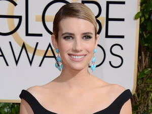 71st annual Golden Globe Awards: Emma Roberts