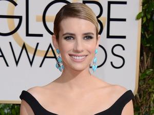 71st annual Golden Globe Awards: Emma Roberts