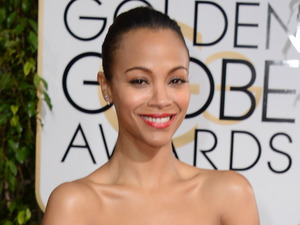 71st annual Golden Globe Awards: Zoe Saldana