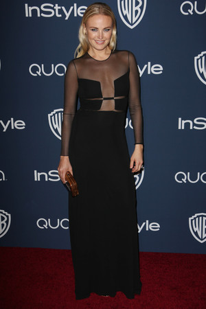 71st Annual Golden Globe Awards, Warner Bros and InStyle After Party, Los Angeles, America - 12 Jan 2014 Malin Akerman