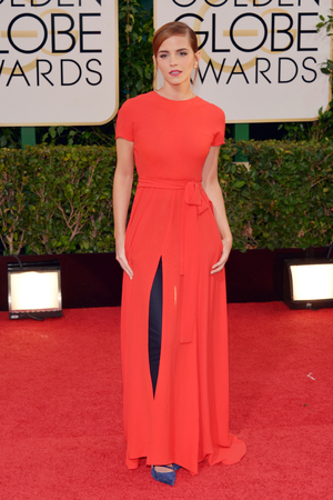 71st annual Golden Globe Awards: Emma Watson