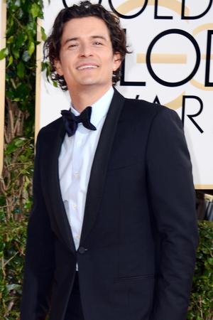 71st annual Golden Globe Awards: Orlando Bloom