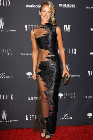 71st Annual Golden Globe Awards, The Weinstein Company and Netflix After Party, Los Angeles, America - 12 Jan 2014 Lady Victoria Hervey 12 Jan 2014