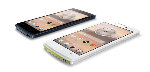 Oppo's Neo mid-range smartphone