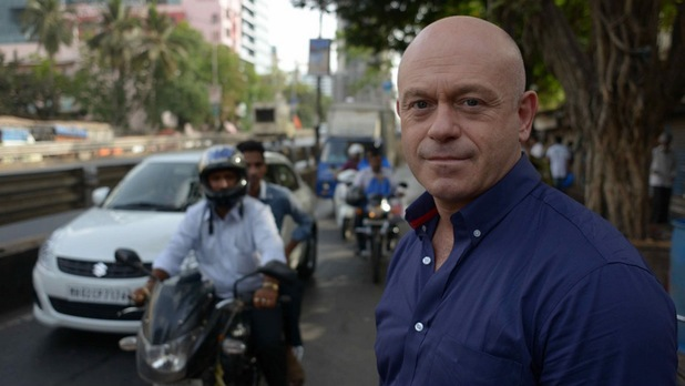 Ross Kemp: Extreme World promotional picture