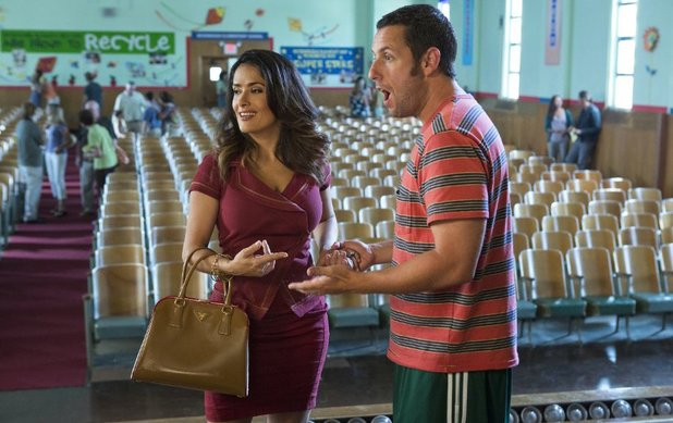 Adam Sandler in Grown Ups 2