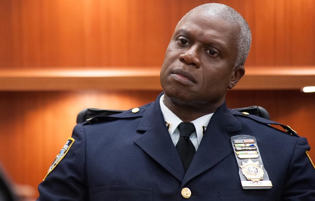 Andre Braugher as Captain Ray Holt in Brooklyn Nine-Nine