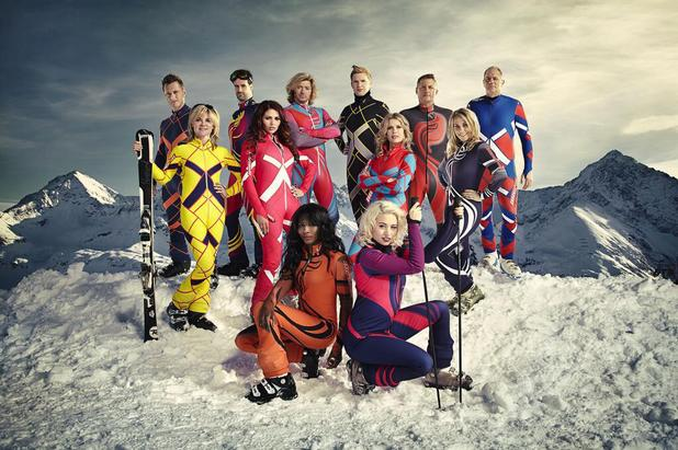 Ritchie Neville, Anthea Turner, Marcus Brigstocke, Amy Childs, Sinitta, Nicky Clarke, Henry Conway, Kimberly Wyatt, Melinda Messenger, Darren Gough, Laura Hamilton and Sir Steve Redgrave will compete in The Jump