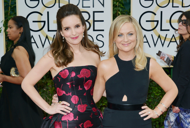71st annual Golden Globe Awards: Tina Fey and Amy Poehler