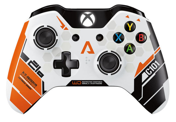 Xbox One Titanfall Limited Edition Wireless Controller