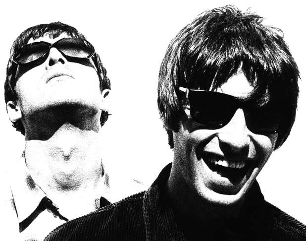 Oasis press shot