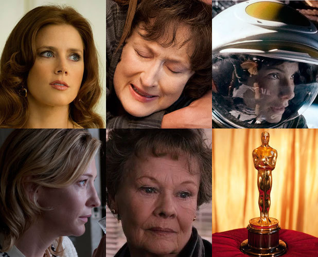 Best Actress nominations Oscars 2014