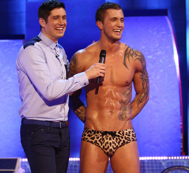 Vernon Kay talks to Dan Osborne