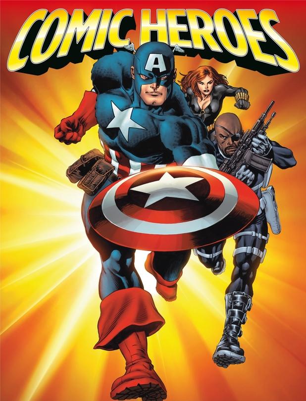 Comic Heroes #22