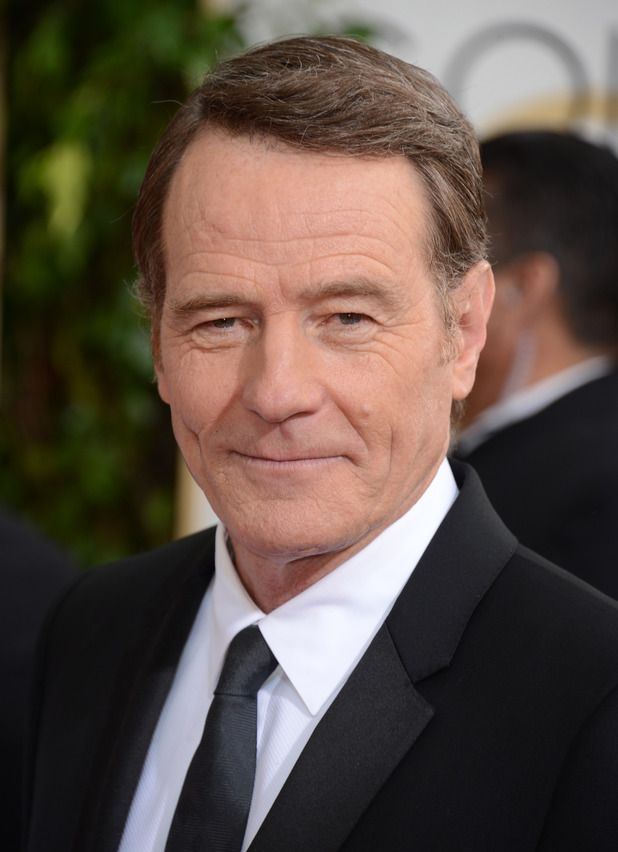 71st annual Golden Globe Awards: Bryan Cranston