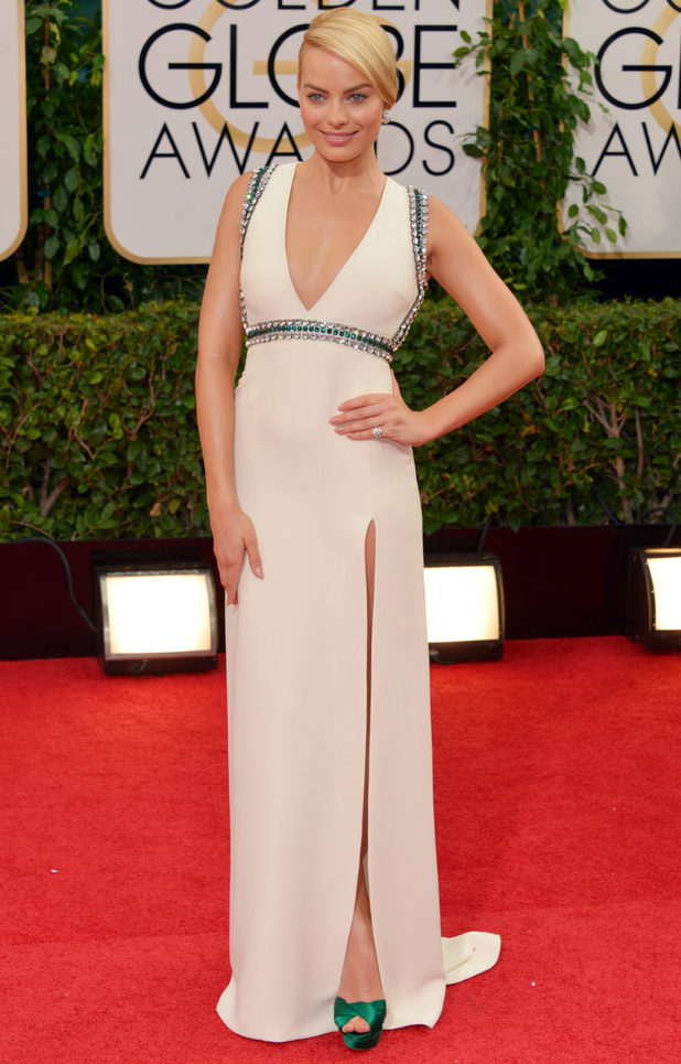 71st annual Golden Globe Awards: Margot Robbie