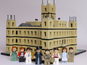 Downton Abbey characters in Lego form