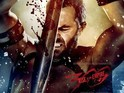 Sullivan Stapleton's Themistocles is pictured in combat in new artwork.