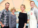 Jane Horrocks, Greg Rutherford, Kirsty Young and Jason Gardiner took part.