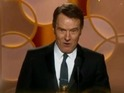 "Bryan Cranston says winning award was ""a lovely way to say goodbye"" to show."
