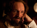 Ralph Fiennes, Felicity Jones in The Invisible Woman