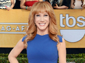 Kathy Griffin weighs in on scandal surrounding Zendaya joke.
