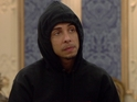 "The N-Dubz star says he feels ""isolated"" in the house as he can't be himself."