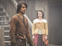 The swashbuckling drama debuts on BBC One on Sunday night.