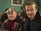 David Beckham: 'Only Fools and Horses cameo was nerve-racking'