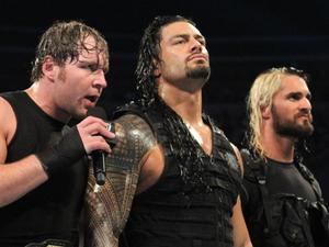Seth Rollins/The Shield
