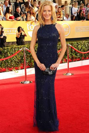 20th Annual Screen Actors Guild Awards, Arrivals, Los Angeles, America - 18 Jan 2014 Anna Gunn