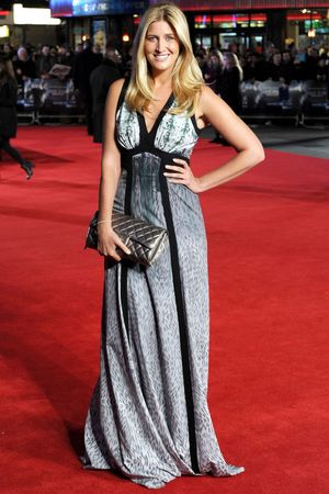 'Jack Ryan: Shadow Recruit' film premiere, London, Britain - 20 Jan 2014 Cheska Hull