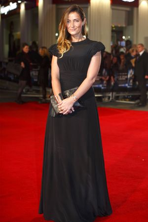 'Jack Ryan: Shadow Recruit' film premiere, London, Britain - 20 Jan 2014 Fran Newman-Young