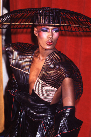 Grace Jones 1983 Grammy Awards (Photo by Chris Walter/WireImage)