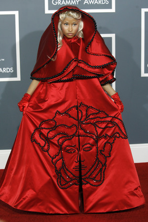 Nicki Minaj, the Grammy Awards 2012