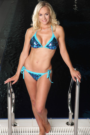 Splash Heat 4: Pollyanna Woodward
