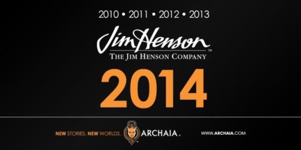 Archaia's Jim Henson Company 2014 teaser