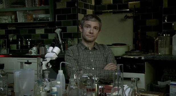 'Sherlock: The Network' screengrab.